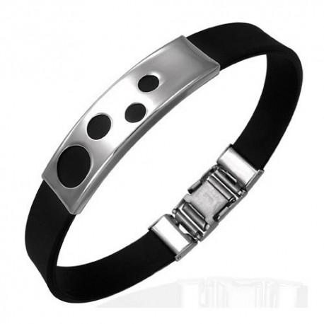 Bracelet homme acier ZB0003