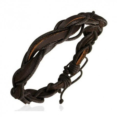 Bracelet cuir homme ZB0127