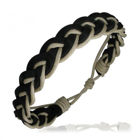 Bracelet cuir homme ZB0128