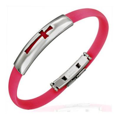 Bracelet homme acier ZB0006