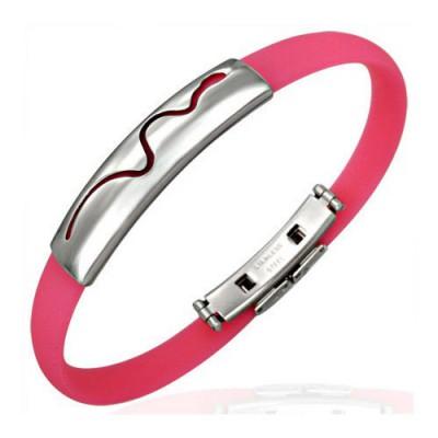 Bracelet homme acier ZB0007
