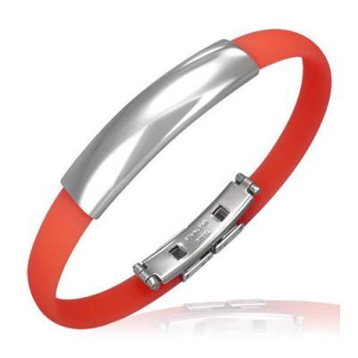 Bracelet homme acier ZB0008