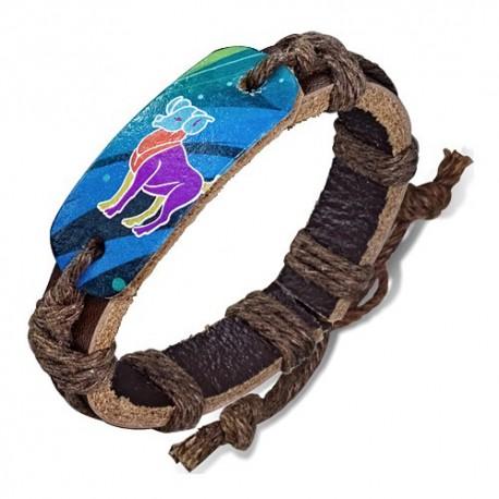 bracelet cuir homme ZB0186