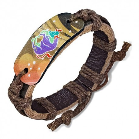 bracelet cuir homme ZB0187