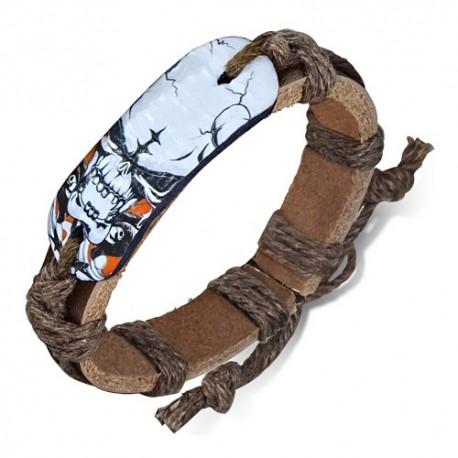 bracelet cuir homme ZB0190