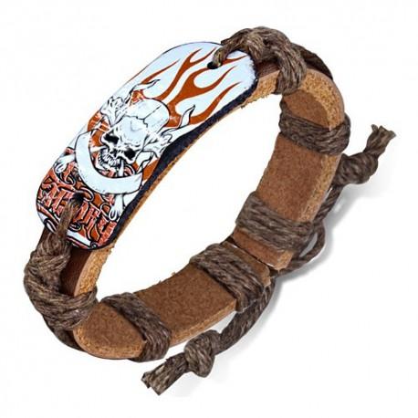bracelet cuir homme ZB0191