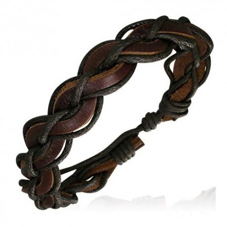 Bracelet homme cuir ZB0194