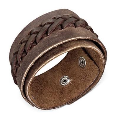 Bracelet homme cuir ZB0199