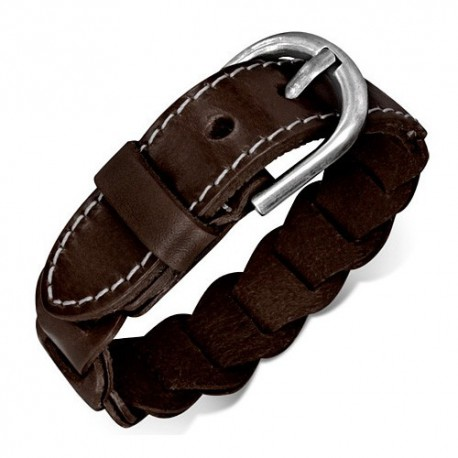 Bracelet homme cuir ZB0204