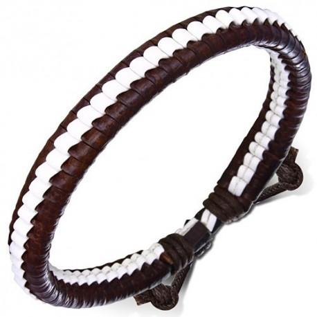 Bracelet homme cuir ZB0205