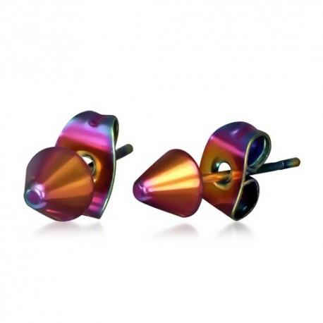 Boucles d'oreilles homme ZE0047