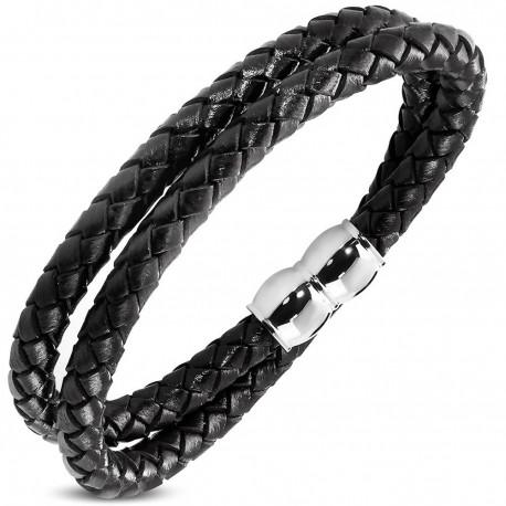 Bracelet homme cuir ZB0216