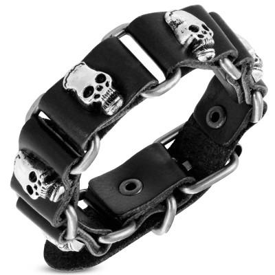 Bracelet homme cuir ZB0251
