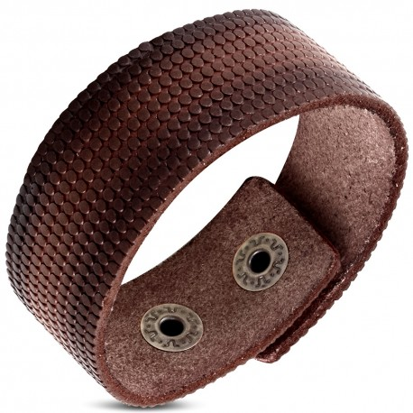 Bracelet homme cuir ZB0252