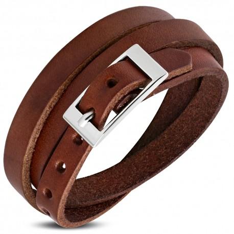 Bracelet homme cuir ZB0253