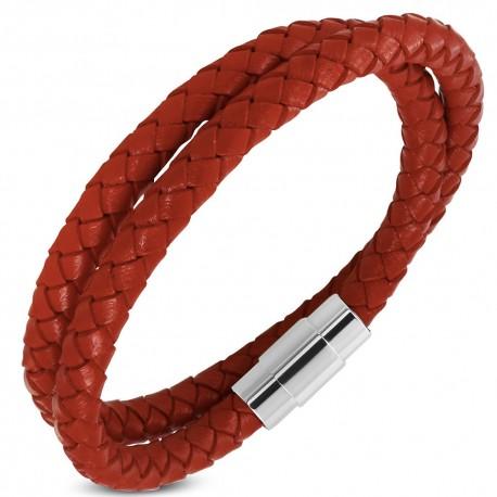 Bracelet homme cuir ZB0259
