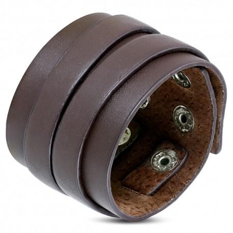 Bracelet homme cuir ZB0264