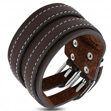 Bracelet homme cuir ZB0266