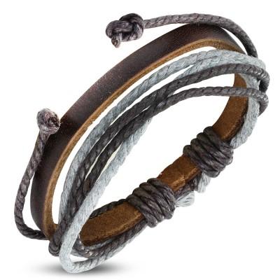 Bracelet cuir homme ZB0098