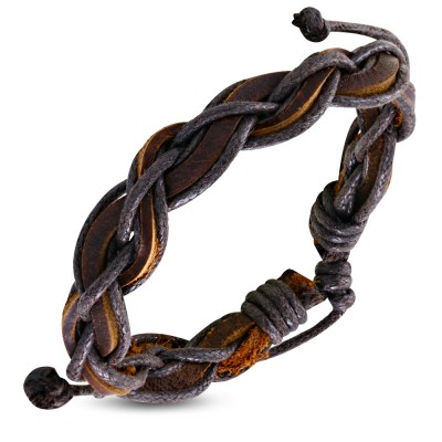 Bracelet cuir homme ZB0030