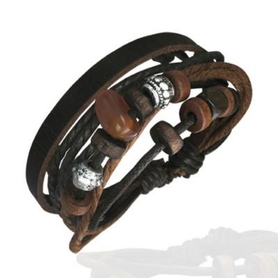 Bracelet cuir homme ZB0293