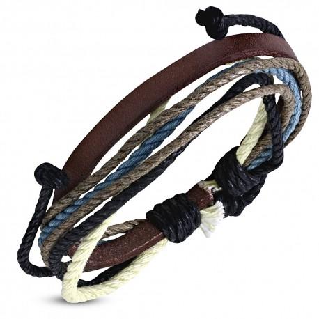 Bracelet cuir homme ZB0299