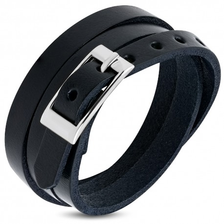 Bracelet cuir homme ZB0306