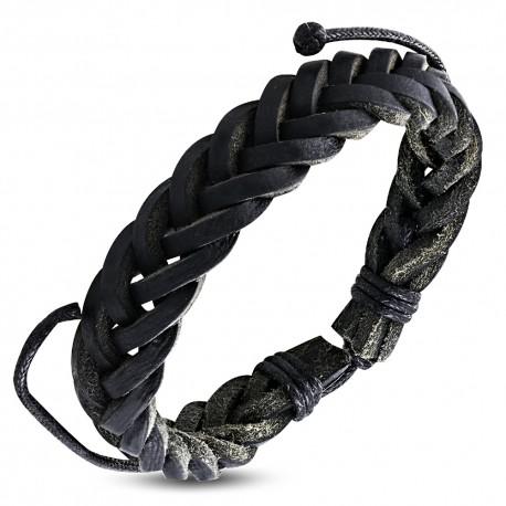 Bracelet cuir homme ZB0310