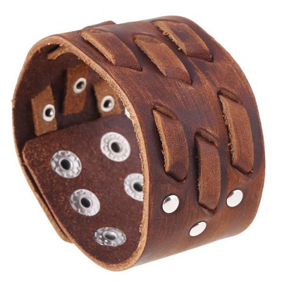 Bracelet homme cuir ZB0237