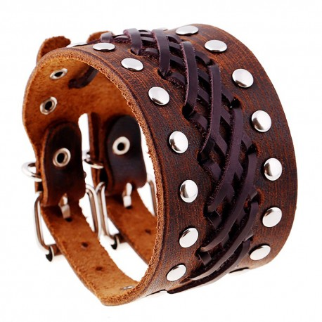 Bracelet cuir homme ZB0325