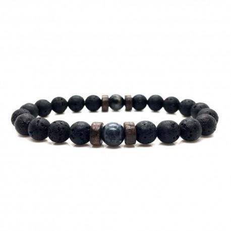 Bracelet perles ZB0342