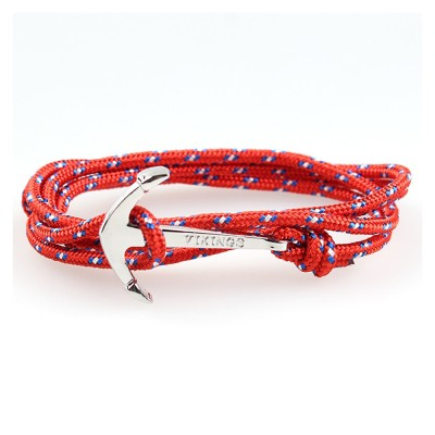 Bracelet ancre marine ZB0346