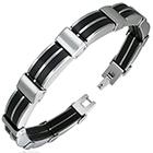 bracelet en acier pour homme