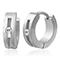 Boucles d'oreilles Homme Acier ZE0003