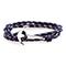 Bracelet Homme Ancre ZB0315
